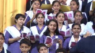 Swargam Thurannu mALAYALAM carol SONG BY jRUSALEM mAR tHOMA CHURCH CHOIR KTYMSWARGAM THURUNNU