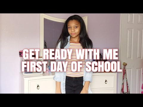 Get Ready With Me: First Day Of HighSchool 2016-2017 | Taylor Gray