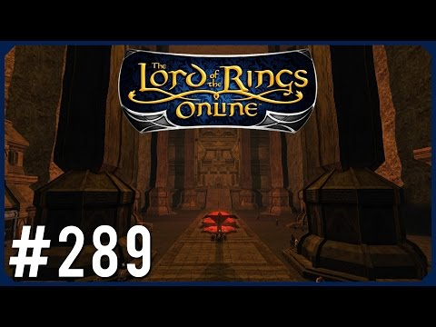 Crafting A New Sword   LOTRO Episode 289   Lord Of The Rings Online