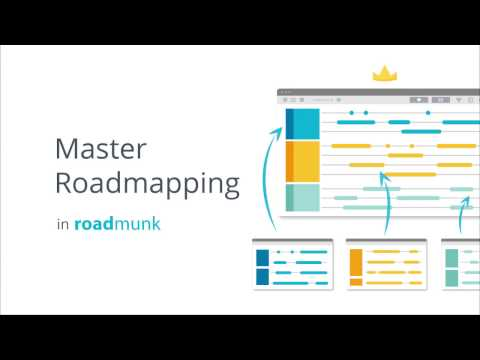 Creating a Master Roadmap