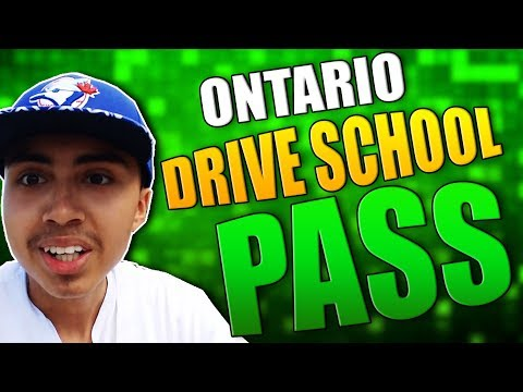 G2 DRIVING SCHOOL EXPERIENCE IN ONTARIO!