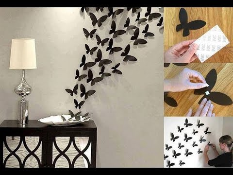 Beautiful Art and Craft Ideas for Home Decoration