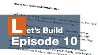 Let S Build S2e10 Writing Script Outline