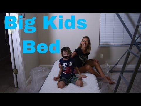 Mining Nest Bedding's My Big Kid's Bed Mattress Review