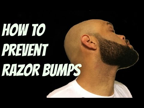 How to prevent razor bumps and deal with ingrown hair.