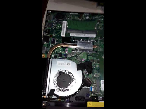 How to open back cover for Upgrade RAM or HDD in Lenovo Notebook LN V310