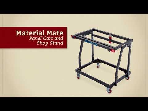 Material Mate Panel Cart