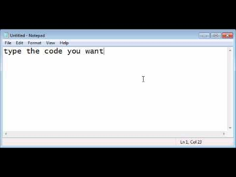 ****How to Change the Text and Background color in Command Prompt****