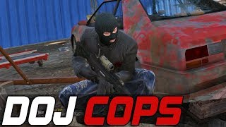 Dept. of Justice Cops #359 - The Showdown (Criminal)