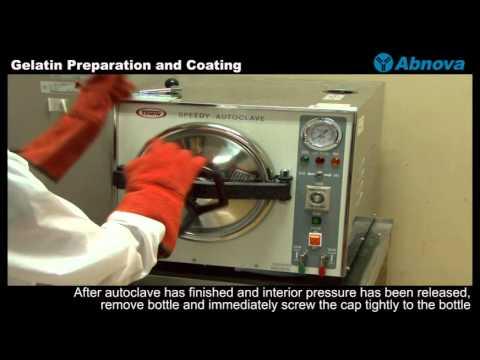 Gelatin Preparation and Coating
