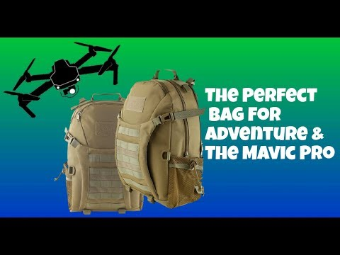 HUKOER 35L Military Tactical Backpack First Impressions
