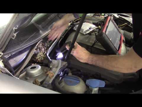 2007 Volkswagen Jetta 2.5L- P0036 Oxygen Sensor B1S2 Heater Malfunction-Open Circuit