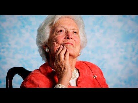 In Memory of Barbara Bush (1925-2018)