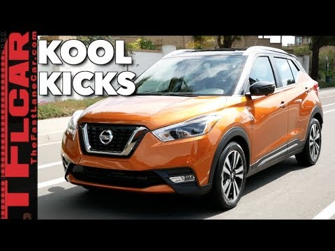 2018 Nissan Kicks Mighty Review: Is It More Than a Tall Versa?