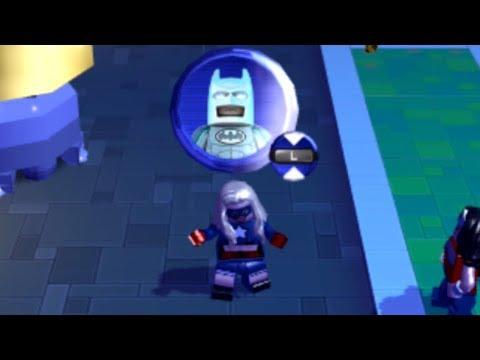 Lego Batman 3: Beyond Gotham (PS Vita/3DS/Mobile) Wayne Tower - Free Play - Smash Challenge