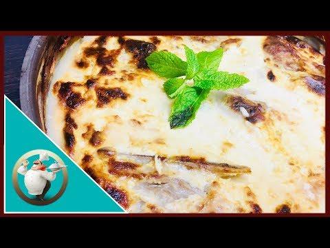 Lamb Casserole With Yoghurt |Tave Elbasani |Tave Kosi Me Mish Qingji |Traditional Albanian Casserole