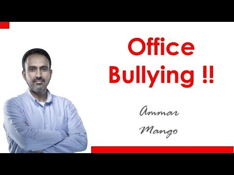 Office Bullying Causes Cardiovascular disease + Ten Amazing Facts about bullying