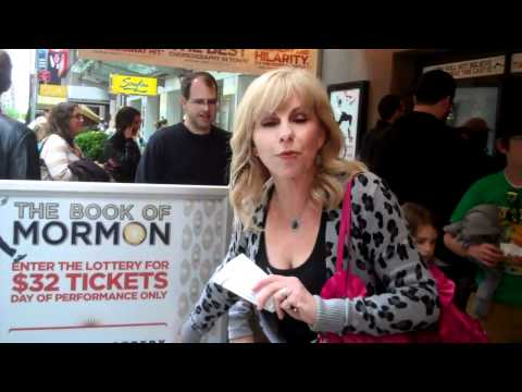 How to get tickets to The Book of Mormon