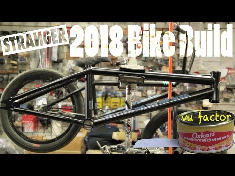 BUILDING A NEW BIKE FOR THE NEW YEAR