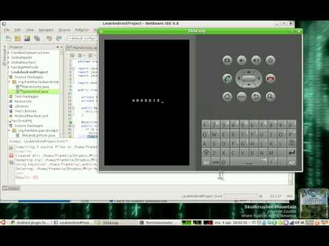 Android met Netbeans (how to)