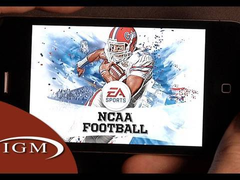 NCAA Football HD for iPhone 4 (Review)