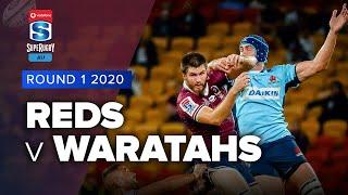 Super Rugby AU | Reds v Waratahs - Rd 1 Highlights