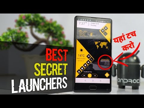 Top 4 New Best SECRET Launchers 2018