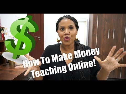 How To Find An Online Teaching Job [Start Making Money Now]