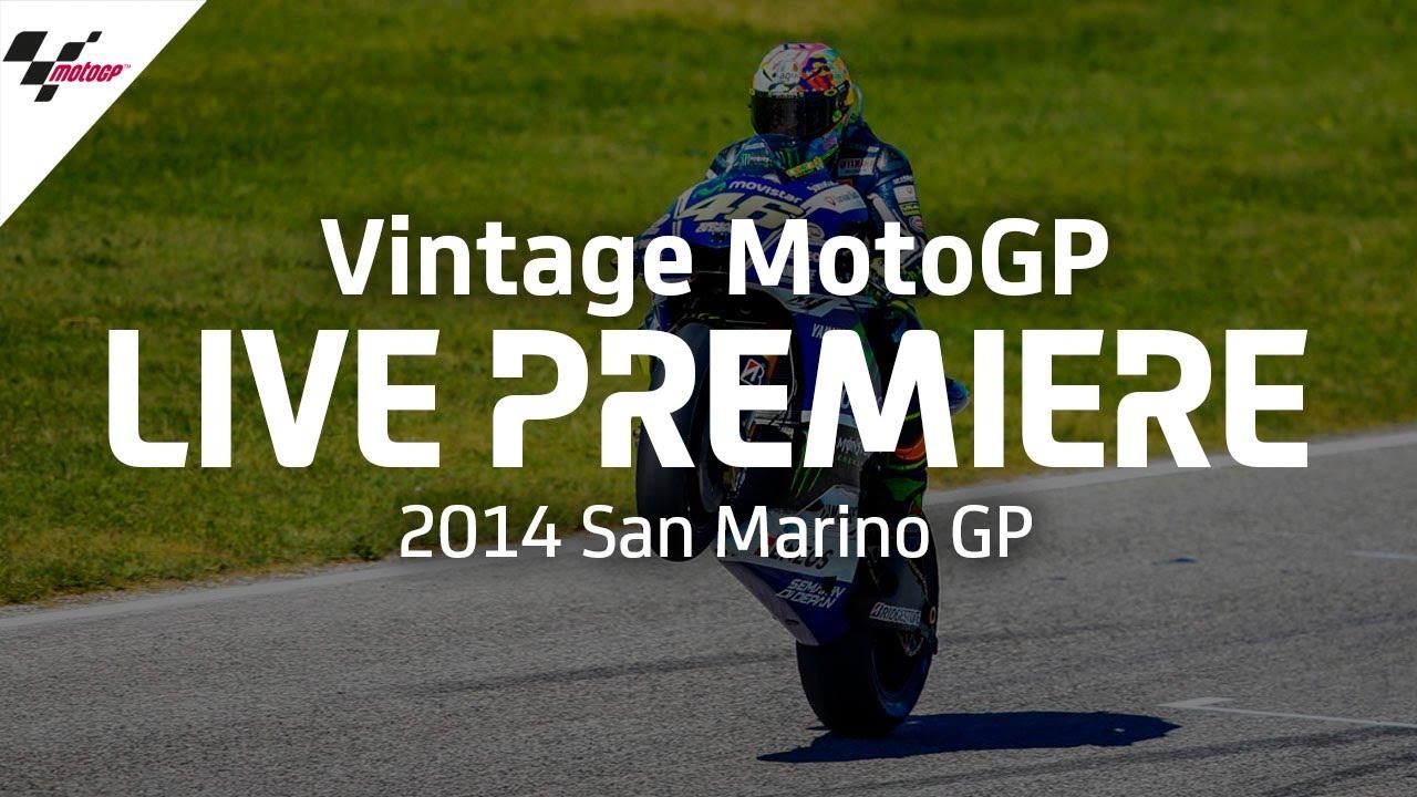 2014 #SanMarinoGP | Vintage MotoGP™