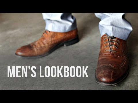 Men's Lookbook - How To Find and Define Your Personal Style | PATTERN 101
