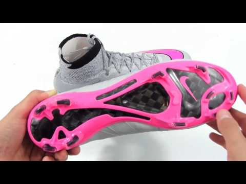 Nike Mercurial Superfly 4 Silver Storm Unboxing