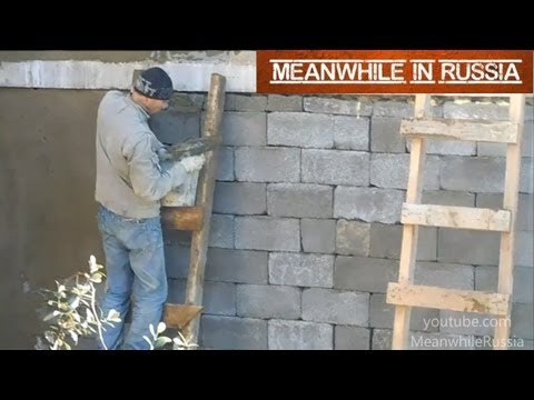 Building Construction Without Mortar