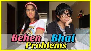 Behen Bhai Ki Problems   Rickshawali