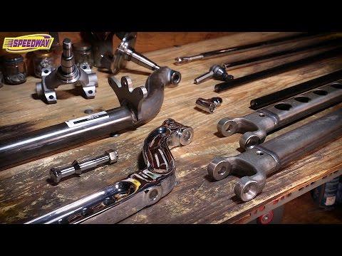 Speedway Tech Talk - Solid Axle Basics