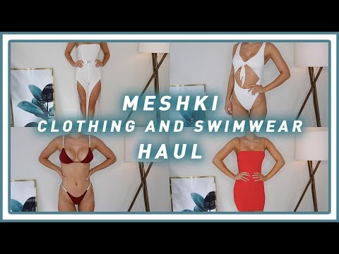 Clothing & Swimwear Try On Haul | SHANI GRIMMOND