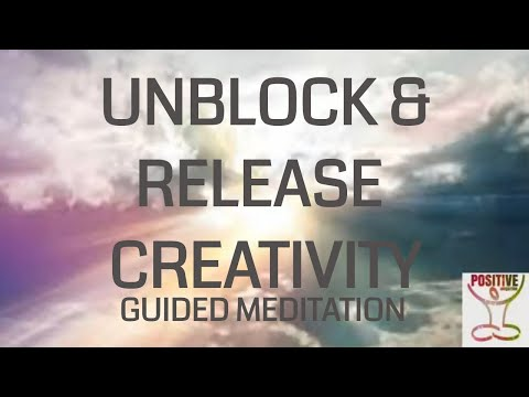 Give Yourself Permission to Create - 10 Minute Meditation on Releasing & Unblocking Creativity