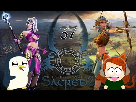 Let's Play Together Sacred 2 [37] Weihnachts-Madness