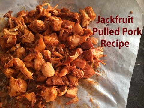Vegan Jackfruit Pulled Pork Recipe