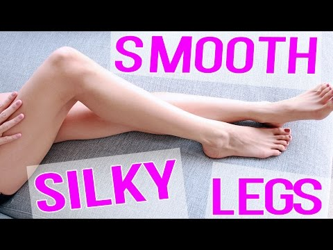 HOW TO: Get Smooth Silky Legs INSTANTLY!