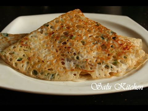 How To Make Quick & Easy Instant Dosa