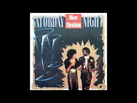 Oliver Cheatham - Get Down Saturday Night 1983 HQ