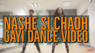 Nashe Si Chadh Gayi | Befikre | Song | Dance Choreography | By  Parvesh (Patrik Potter).