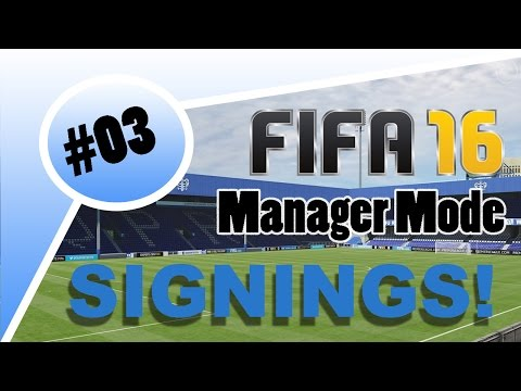 'NEW SIGNINGS!' | Episode #3 | FIFA 16 QPR Manager Mode