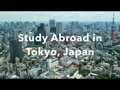 Study Abroad in Japan!