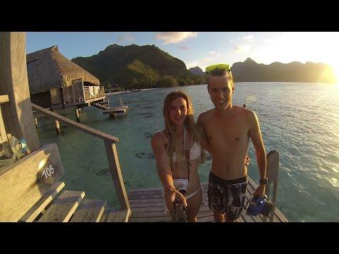 Honeymoon in Moorea / Tahiti