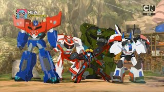 """Transformers: Robots in Disguise - Combiner Force S3E25 """"Enemy Of My Enemy"""" (Part 2/4)"""