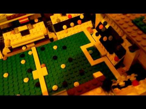 Lego Soccer Stadium MOC