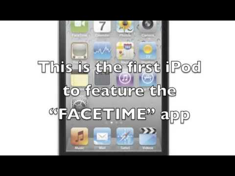 Apple iPod touch 8GB 4th Gen   Hot Latest Technology Product Review