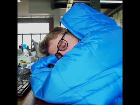 The Onsie Sleeping Bag Looks Awesome!