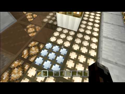 Minecraft TARDIS Tour - Part 1 (PS3)